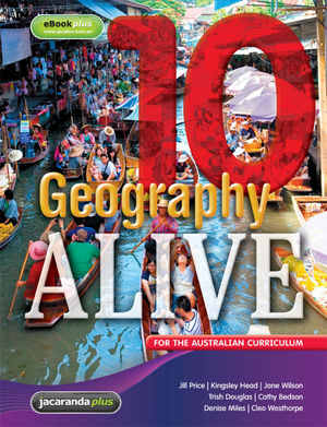Geography Alive 10 for the Australian Curriculum & eBookPLUS