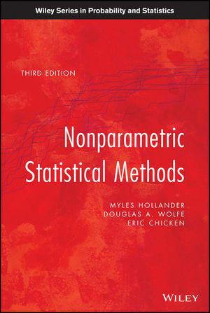 Nonparametric Statistical Methods, 3rd Edition (1118553292) cover image