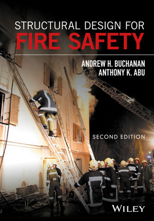 Structural Design for Fire Safety, 2nd Edition (1118700392) cover image