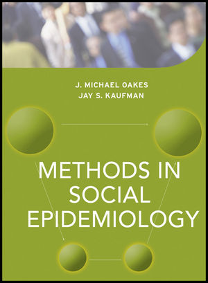 Methods in Social Epidemiology (1118933192) cover image