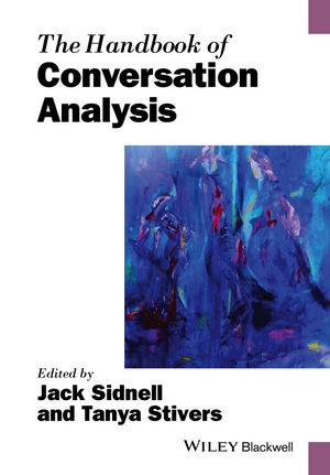 The Handbook of Conversation Analysis (1118941292) cover image