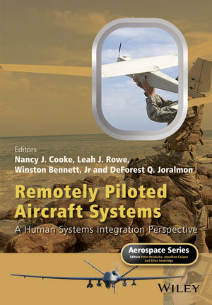 Remotely Piloted Aircraft Systems: A Human Systems Integration Perspective (1118965892) cover image