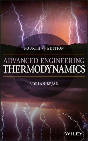 Advanced Engineering Thermodynamics, 4th Edition