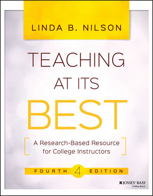 Teaching at Its Best: A Research-Based Resource for College Instructors, 4th Edition (1119107792) cover image
