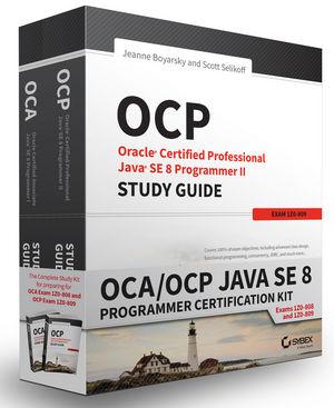 OCA / OCP Java SE 8