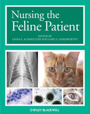 Nursing the Feline Patient (1119945992) cover image