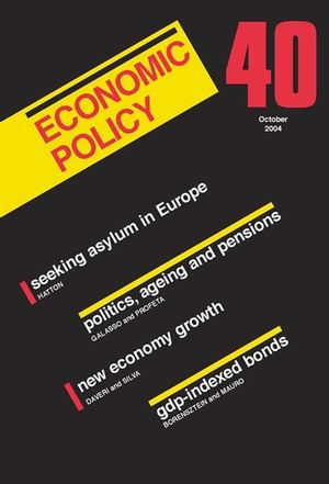 Economic Policy 40