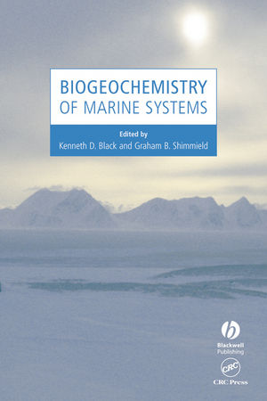 Biogeochemistry of Marine Systems (1405147792) cover image
