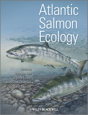 Atlantic Salmon Ecology (1405197692) cover image
