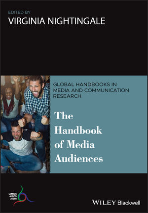 The Handbook of Media Audiences (1444340492) cover image