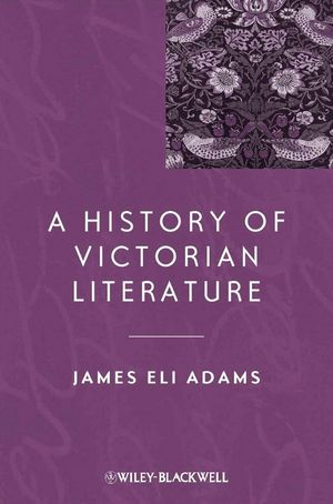 A History of Victorian Literature (1444354892) cover image
