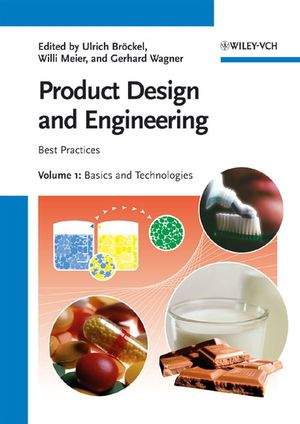 Product Design and Engineering, 2 Volume Set