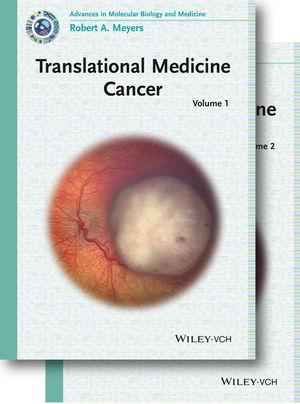 Translational Medicine: Cancer, 2 Volume Set (3527335692) cover image