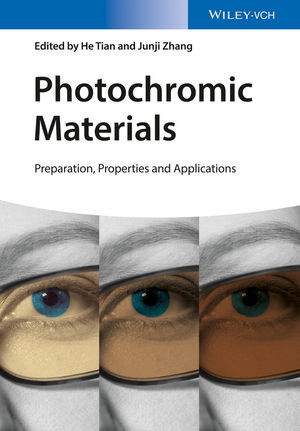 Photochromic Materials: Preparation, Properties and Applications (3527337792) cover image