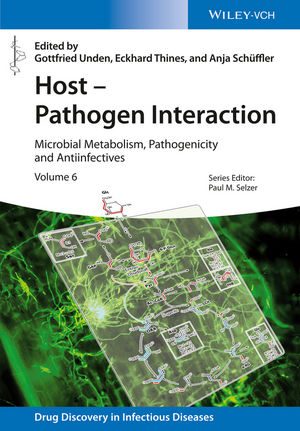 Host - Pathogen Interaction: Microbial Metabolism, Pathogenicity and Antiinfectives (3527682392) cover image