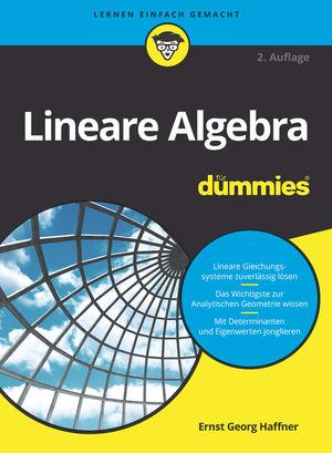 Lineare Algebra für Dummies, 2. Auflage