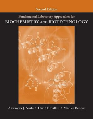 Fundamental Laboratory Approaches for Biochemistry and Biotechnology, 2nd Edition (EHEP000092) cover image