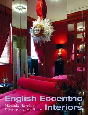 English Eccentric Interiors (0470016493) cover image