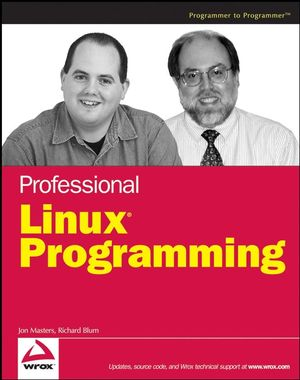Professional Linux Programming (0470149493) cover image