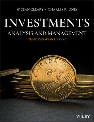 Investments Analysis And Management 3rd Canadian Edition Wiley