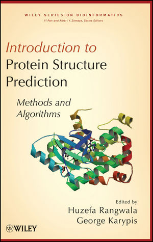 Introduction to Protein Structure Prediction: Methods and Algorithms (0470470593) cover image