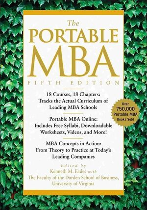 The Portable MBA, 5th Edition