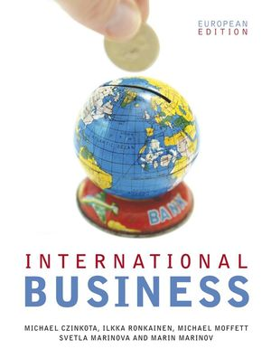 International Business, European Edition