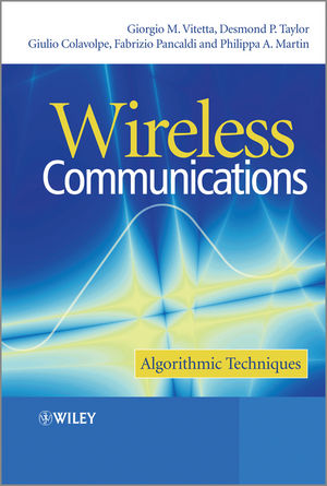 Wireless Communications: Algorithmic Techniques (0470512393) cover image