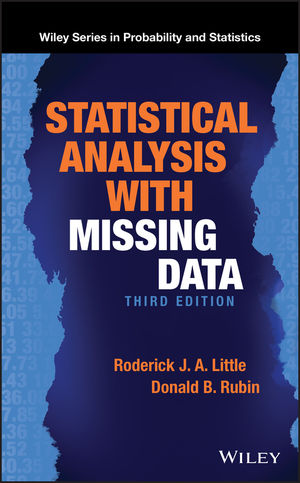Statistical Analysis with Missing Data, 3rd Edition