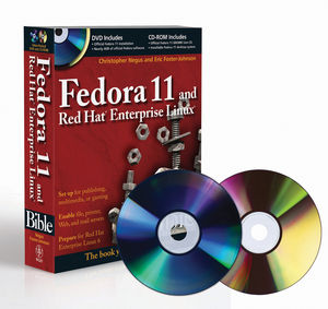 Fedora 11 and Red Hat Enterprise Linux Bible (0470543493) cover image