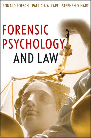 Forensic Psychology and Law (0470570393) cover image