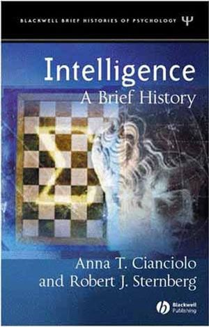 Intelligence: A Brief History (0470693193) cover image