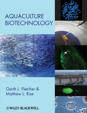 Aquaculture Biotechnology (0470963093) cover image