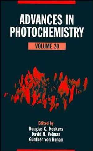 Advances in Photochemistry, Volume 20 (0471114693) cover image