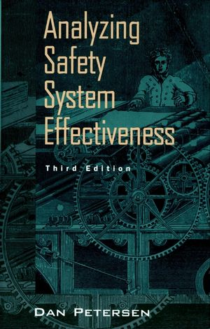 Analyzing Safety System Effectiveness, 3rd Edition (0471287393) cover image