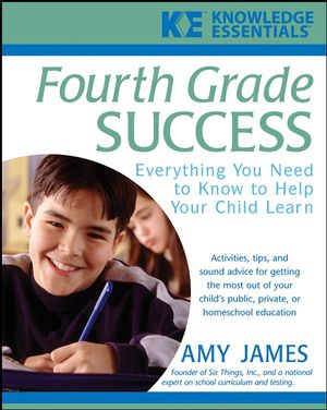 Fourth Grade Success: Everything You Need to Know to Help Your Child Learn (0471468193) cover image