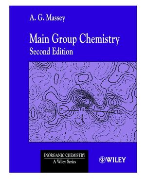Main Group Chemistry, 2nd Edition (0471490393) cover image