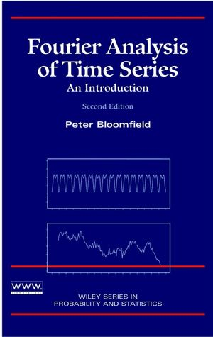 Fourier Analysis of Time Series: An Introduction, 2nd Edition (0471653993) cover image