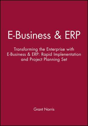 E-Business & ERP: Transforming the Enterprise with E-Business & ERP: Rapid Implenentation and Project Planning Set