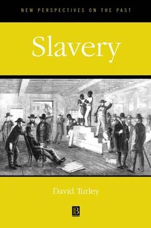 Slavery (0631167293) cover image