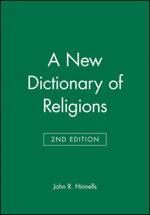 A New Dictionary of Religions, 2nd Edition (0631181393) cover image