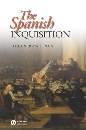 The Spanish Inquisition (0631205993) cover image