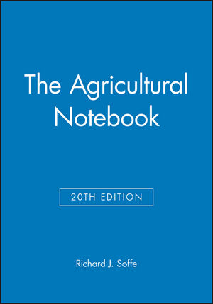 The <span class='search-highlight'>Agricultural</span> Notebook, 20th Edition