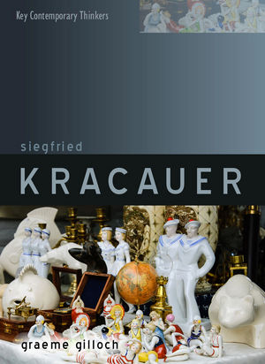 Siegfried Kracauer (0745689493) cover image