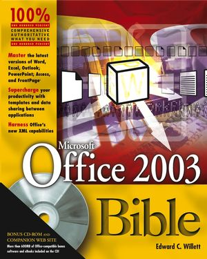 Microsoft<sup>&#174;</sup> Office 2003 Bible