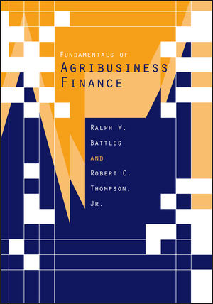 Fundamentals of Agribusiness Finance (0813820693) cover image