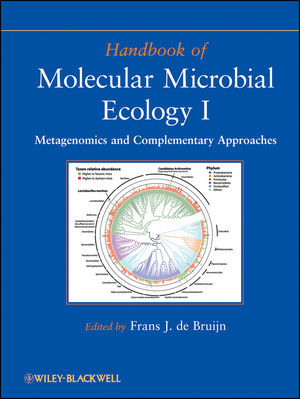 Handbook of Molecular Microbial Ecology I: Metagenomics and Complementary Approaches (1118010493) cover image