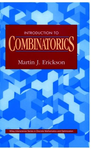 Introduction to Combinatorics (1118030893) cover image