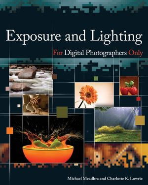 Exposure and Lighting for Digital Photographers Only (1118078993) cover image