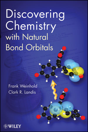Discovering Chemistry With Natural Bond Orbitals (1118229193) cover image